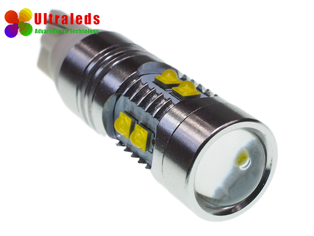 Mocne światło cofania - żarówka LED W5W T10 50W CANBUS
